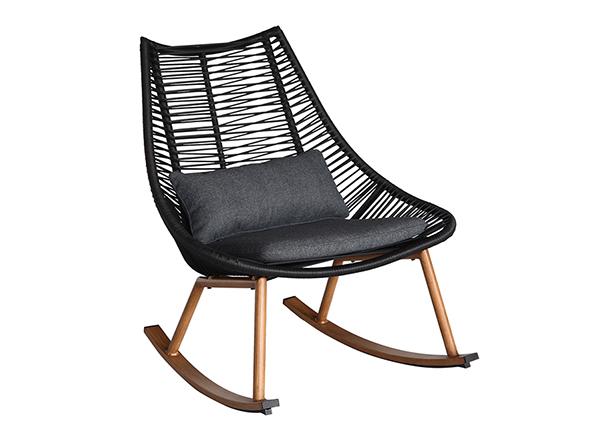 Кресло качалка в сад Helsinki