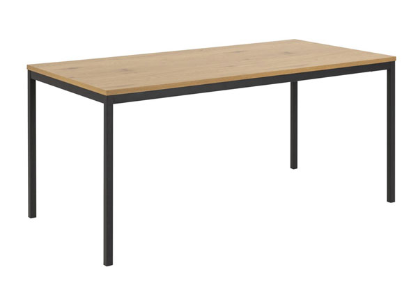 Ruokapöytä Seaford 160x80 cm