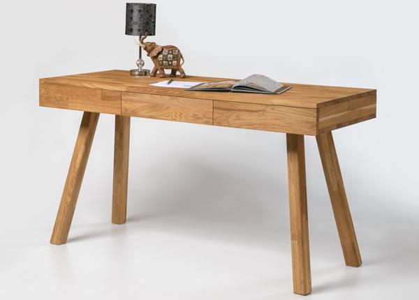 Kirjoituspöytä tammipuusta Modern1
