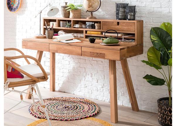 Kirjoituspöytä tammipuusta Modern2