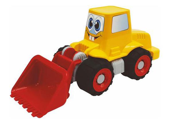 Puskutraktori Happy Trucks