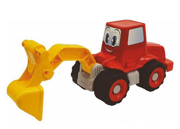 Kaivinkone Happy Trucks
