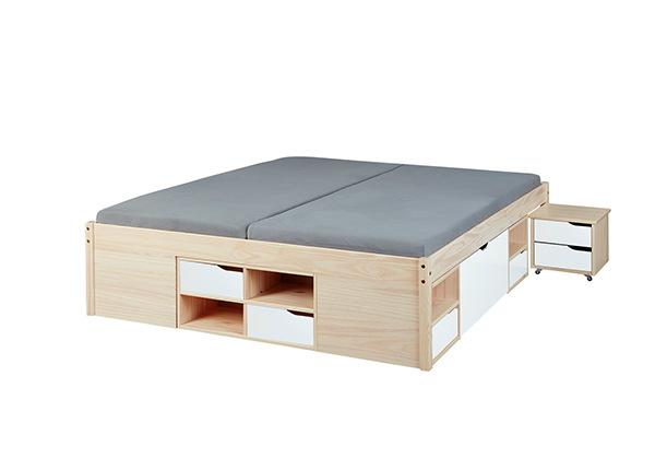 Кровать Gudjam 160x200 cm AY-258597