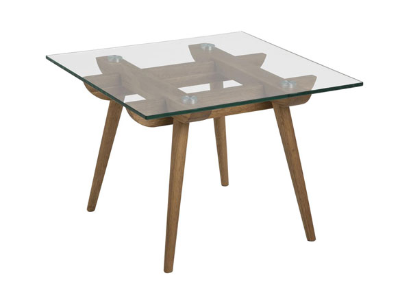 Ruokapöytä Taxi 60x60 cm