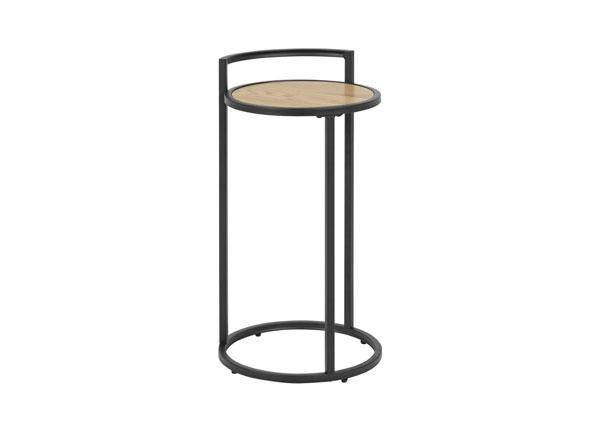 Apupöytä/ yöpöytä Seaford Ø 40 cm