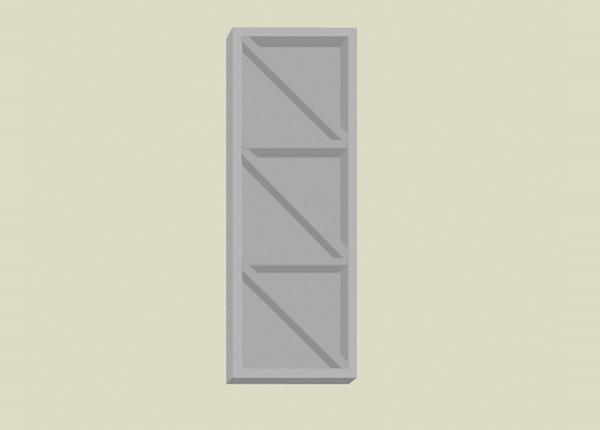 Baltest viinipullokaappi 25 cm AR-259848