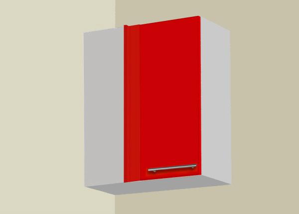 Baltest keittiön kulmakaappi H70,5 cm AR-259883