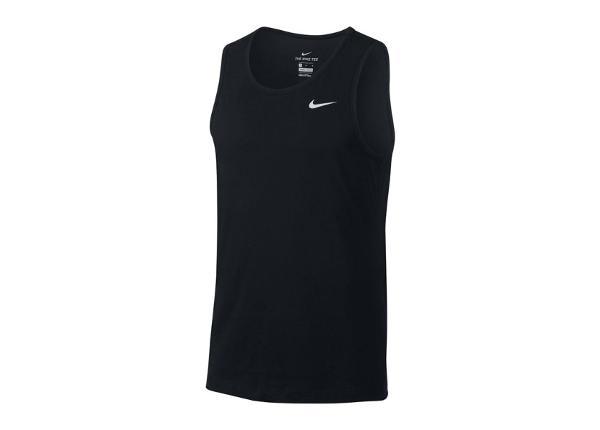 Miesten hihaton treenipaita Nike Dry Tank Solid M AR6069-010
