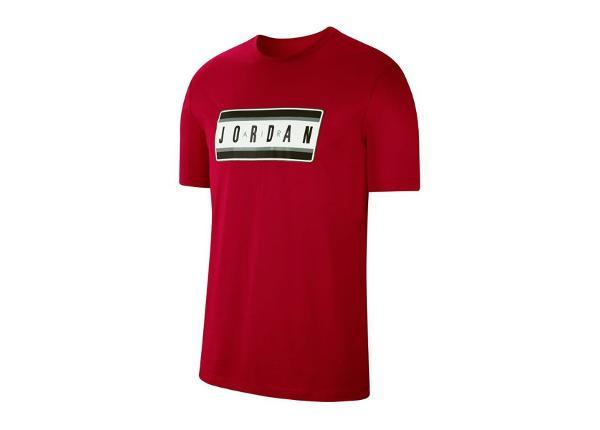 Meeste T-särk Nike Jordan Sticker Crew M CJ6246-687