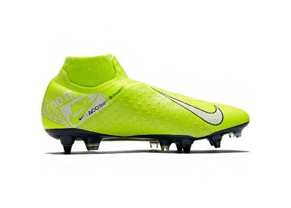 Meeste jalgpallijalatsid Nike Phantom VSN Elite DF SG PRO AC M AO3264 717