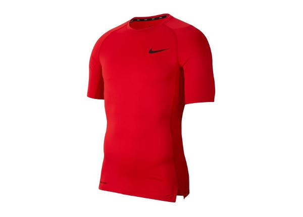 Meeste treeningsärk Nike Pro Short-Sleeve Training M BV5631-657