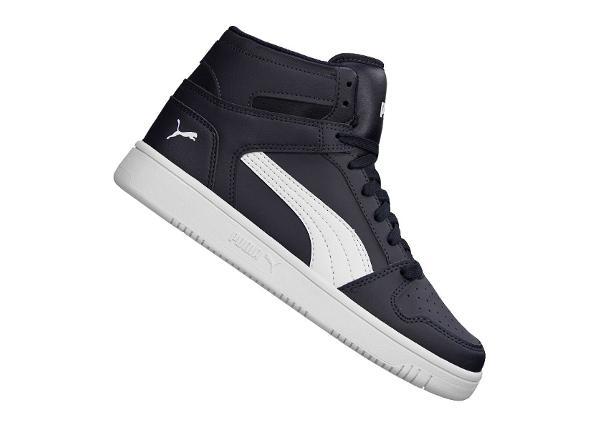 Laste vabaajajalatsid Puma Rebound LayUp Sneakers Jr 370486-04