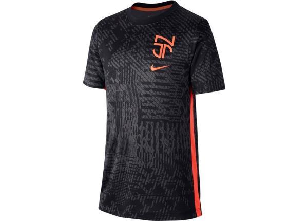 Lasten jalkapallopaita Nike B Neymar Dry Top SS Junior CD2228-010