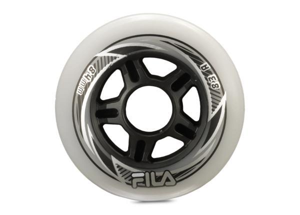 Rullaluistimen renkaat Fila 84mm/83A 8 kpl