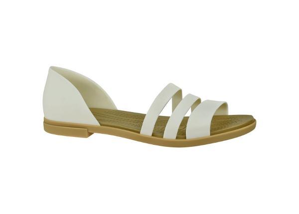 Naisten sandaalit Crocs Tulum Open Flat W 206109-1CQ