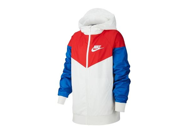 Laste kilejope Nike Nsw Windrunner Jacket Jr 850443-107