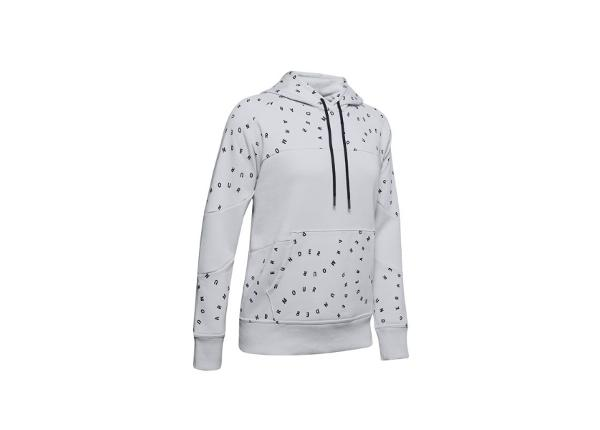 Dressipluus naistele Under Armour Rival Fleece Printed W 1351800-014