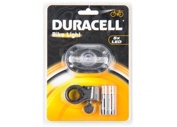 Polkupyörän etuvalo Duracell 5 LED