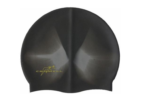 Täiskasvanute ujumismüts silikoon Crowell