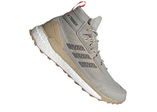 Miesten retkeilykengät adidas Terrex Free Hiker M EG2865