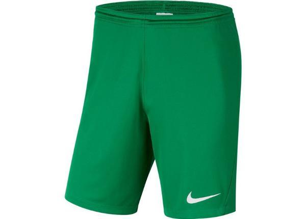 Lasten jalkapalloshortsit Nike Y Park III Boys Junior BV6865-302