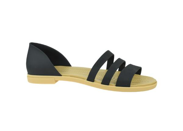 Naisten sandaalit Crocs ulum Open Flat W 206109-00W