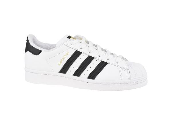 Laste vabaajajalatsid Adidas Superstar Jr FU7712