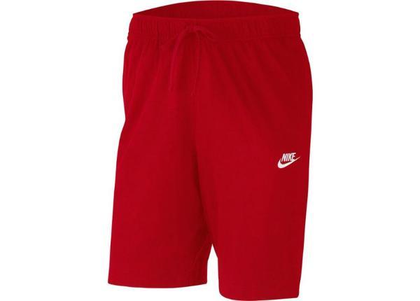 Meeste lühikesed treeningpüksid Nike Sportswear Club Fleece M BV2772-658