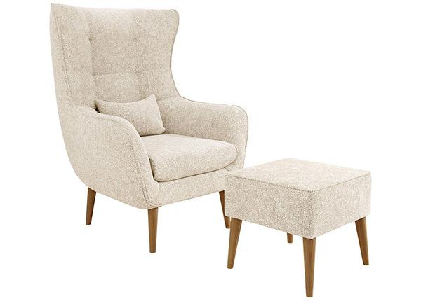 Кресло Lord + пуф