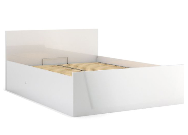 Pesukastiga voodi Naia 140x190 cm AQ-261375