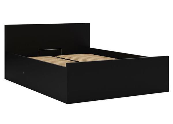 Pesukastiga voodi Naia 140x190 cm AQ-261381