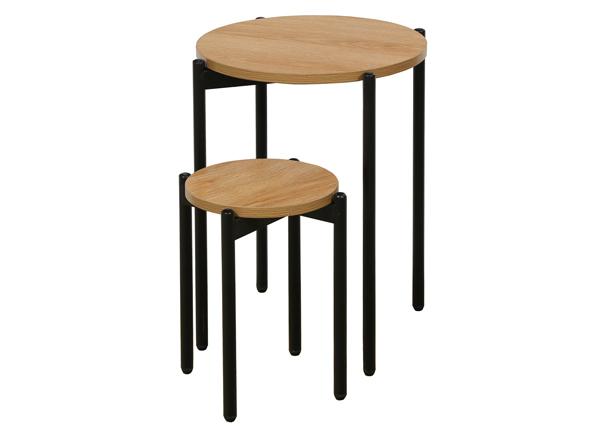 Kukkapöydät 2 kpl BM-261440