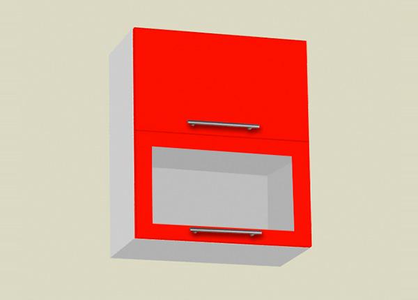 Baltest keittiön yläkaappi, 70,5 cm x