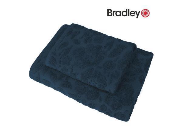 Froteerätik 70x140 cm muster sinine