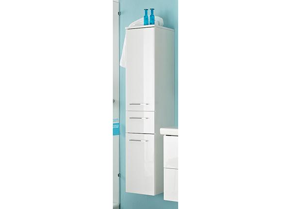 Korkea kylpyhuoneen kaappi Carina