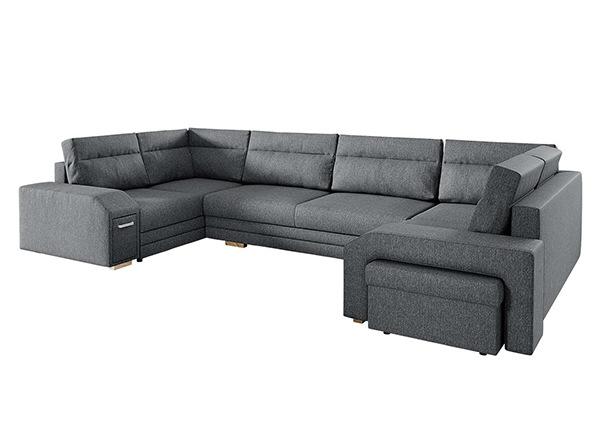 Угловой диван-кровать Alvares U