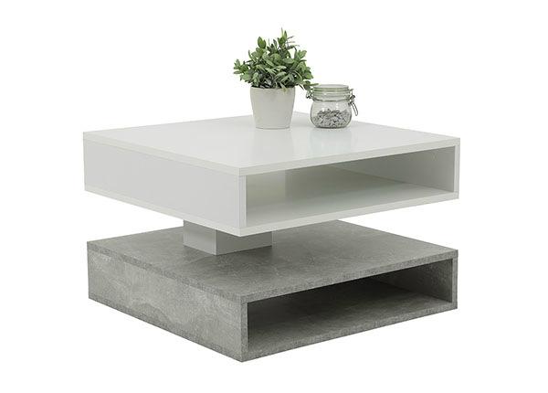 Sohvapöytä Hannes 68x68 cm