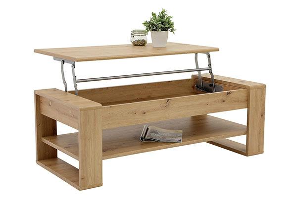 Sohvapöytä Lars 130x60 cm