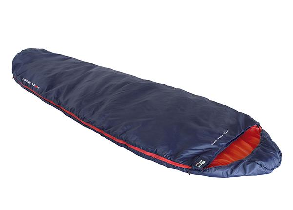 Magamiskott High Peak Lite Pak 1200, sinine/oranž