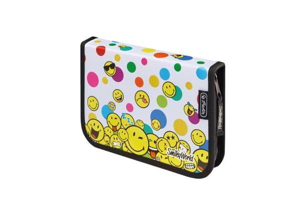 Penaali neliskulmainen Smiley rainbow BB-263075