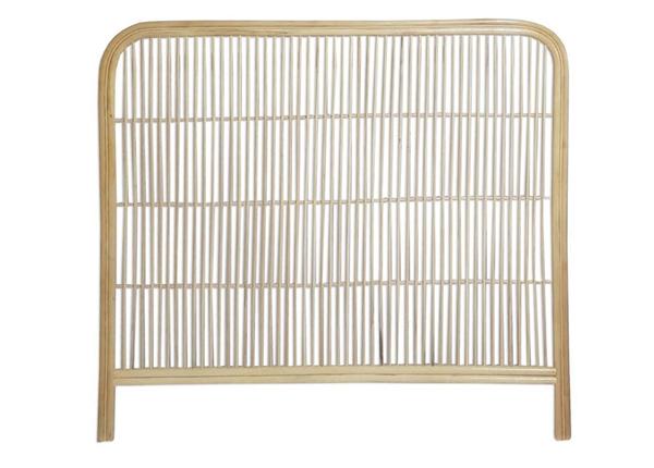 Rottinkinen sängynpääty Nago-160 165 cm