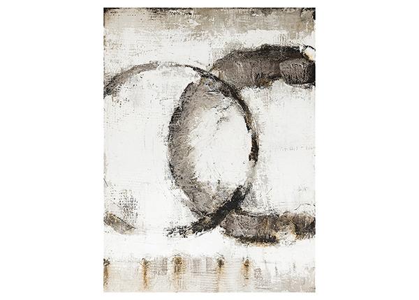 Масляная картина Затмение 60x90 см