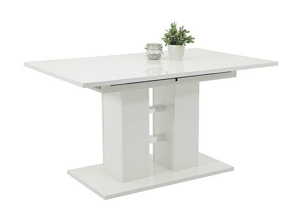 Удлиняющийся обеденный стол Alina 90x140-200 cm