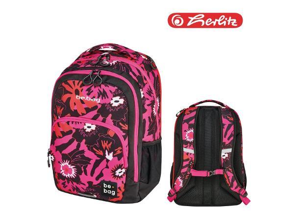 Koolikott-seljakott Be Ready roosa BB-264700