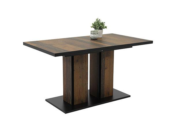 Удлиняющийся обеденный стол Karola 80x140-180 cm
