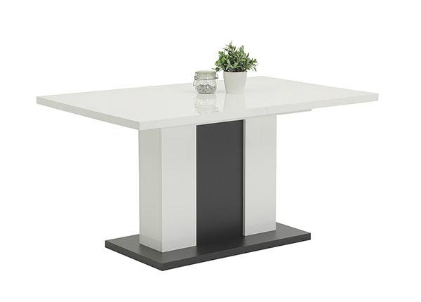 Удлиняющийся стол Maya 90x140-180 cm