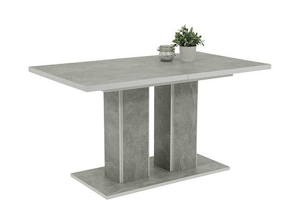 Удлиняющийся обеденный стол Ramona 80x140-180 cm