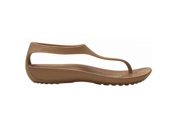 Женские сандалии Crocs Serena Flip W 205468 860 размер 37/38