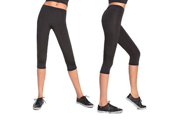Женские тренировочные штаны короткие BAS Black Forcefit 70 размер L