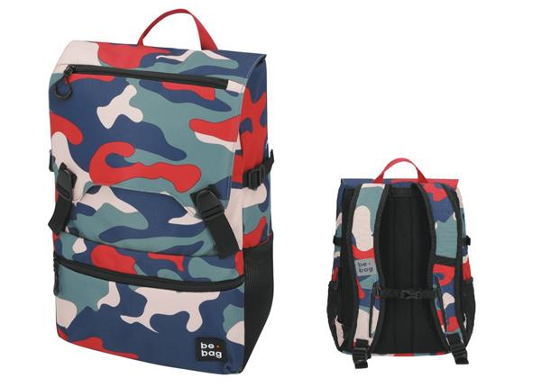 Koolikott-seljakott Be Bag Be Smart Camo